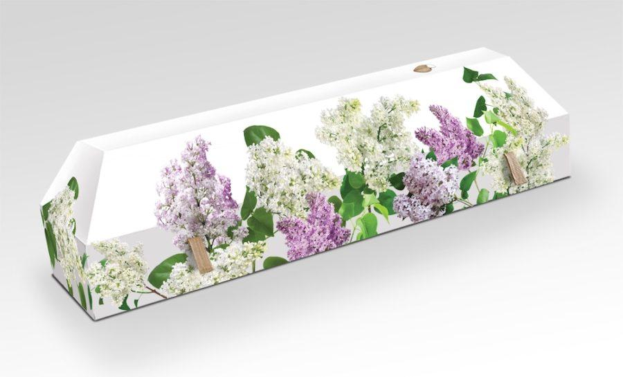 cercueil-en-carton-fleurs-de-lilas